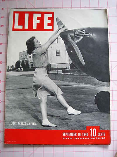 LIFE magazine from 1940