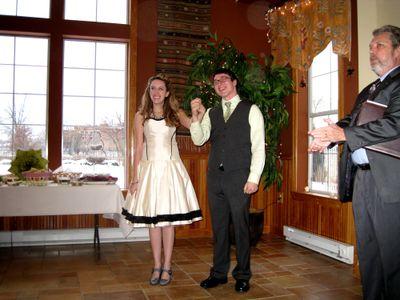Presenting Megan & Evan Van Sipe!