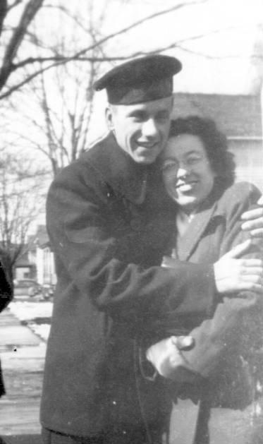 1944 Charles and Rhea